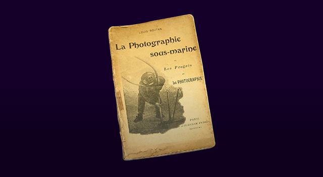 LA PHOTOGRAPHIE SOUS MARIN