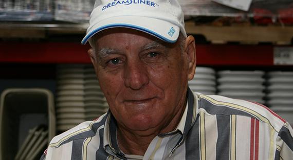 KEM JACKSON<br />2008 Honouree