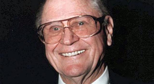 ANDREAS B. RECHNITZER<br />2005 Inductee