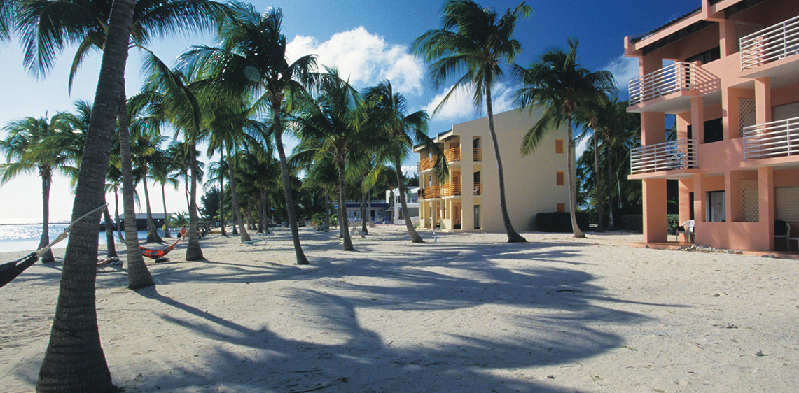 Find a home away from home in one of Cayman's hotels or resorts.