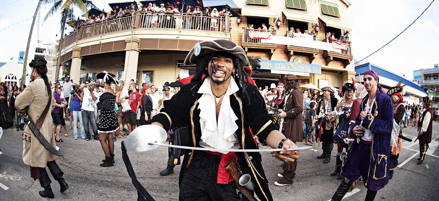 Pirates Week Festival