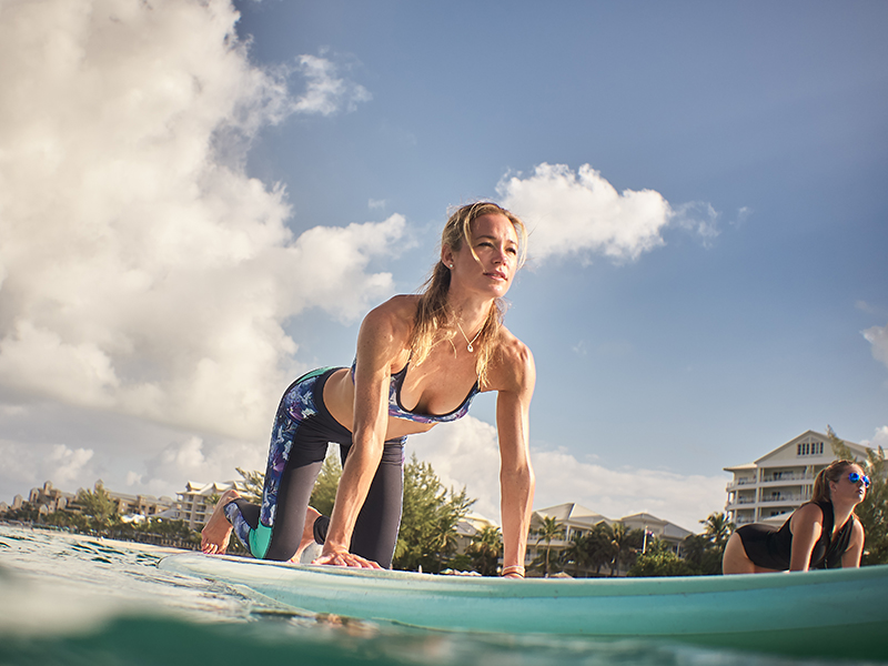 Stand Up Paddleboard Yoga – Vitamin Sea Cayman Islands