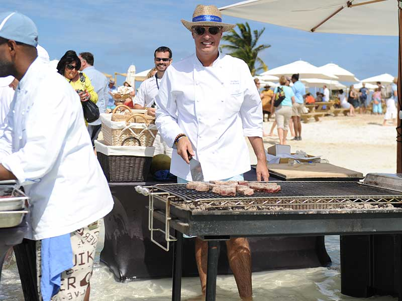 January events – Cayman Cookout and Taste of Cayman