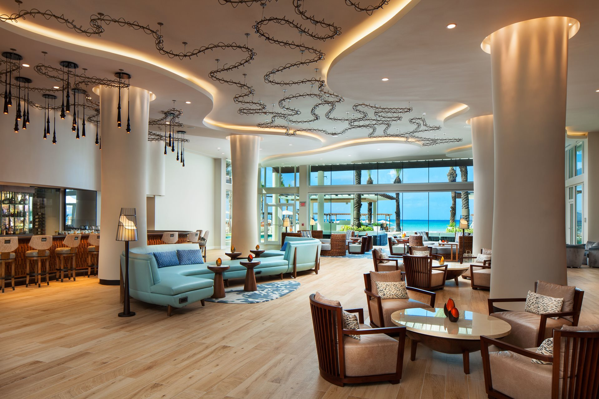 Westin's ocean front resort offers fine dining, diving opportunities, yoga classes, and more.