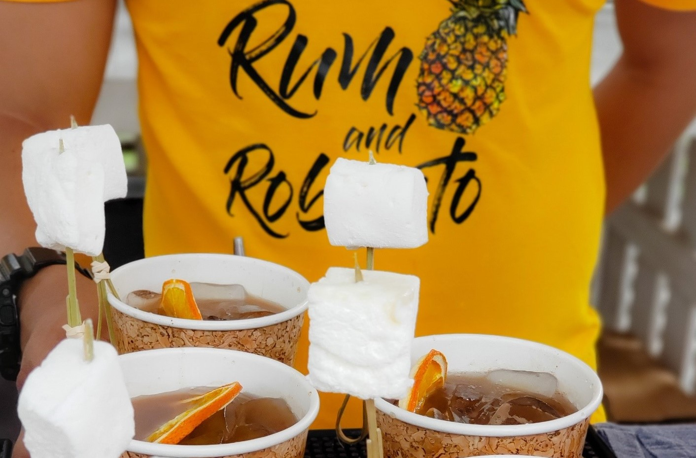 Rum & Robusto