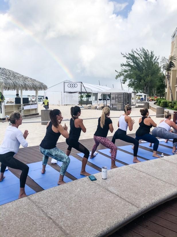 Yoga & Krug