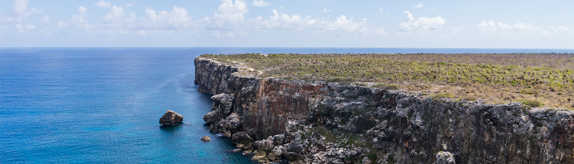 Discover the unique beauties of Cayman Brac.