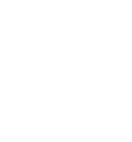 2018 Traveler's Choice by TripAdvisor